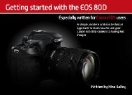 Getting started EOS 750D cover